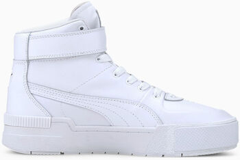 Puma Cali Sport Top Warm Up sneakers Dames Wit