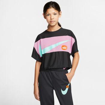 Nike Just Do It shirt Zwart