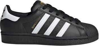 adidas Superstar kids sneakers Zwart