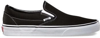 Vans Classic Slip-On sneakers Heren Zwart