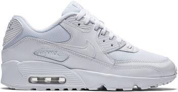 Nike Air Max 90 Mesh sneakers Jongens Wit
