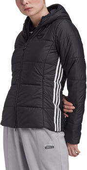 adidas Slim Fit jack Dames Zwart