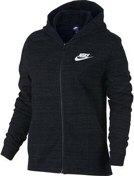 Nike Sportswear Advance 15 vest Dames Zwart
