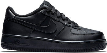 Nike Air Force 1 - kids Jongens Zwart
