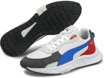 Puma Wild Rider Rollin' sneakers Zwart