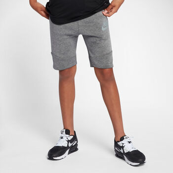Nike Tech Fleece Short Jongens Zwart