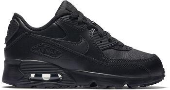 Nike Air Max 90 Leather sneakers Jongens Zwart