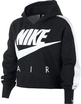 Nike Sportswear sweater Meisjes Zwart