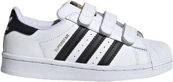 adidas Superstar Schoenen Jongens Wit