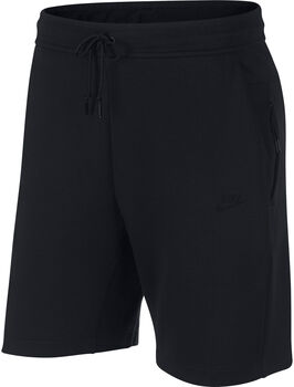 Nike Sportswear Tech Fleece short Heren Zwart