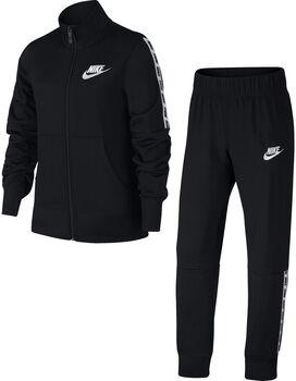 Nike Sportswear trainingspak Meisjes Zwart