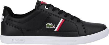 Lacoste Europa 120 1 sneakers Heren Zwart