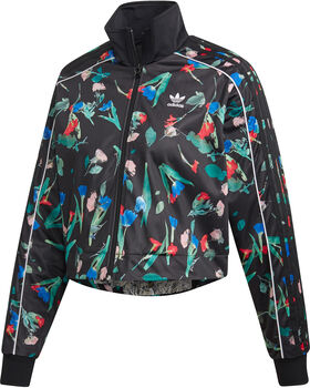 ADIDAS Bellista Allover Print Track Jacket Dames Multicolor
