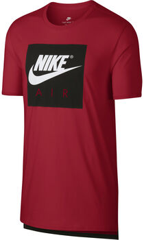 Nike Air Sport Crew shirt Heren Rood