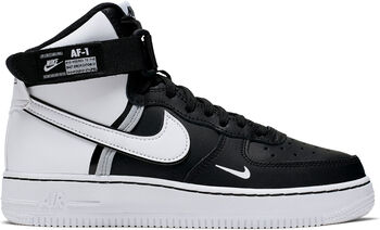 Nike Air Force 1 High LV8 2 kids sneakers Jongens Zwart