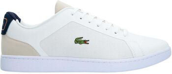 Lacoste Endliner 318 1 sneakers Heren Wit