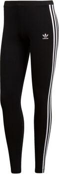 ADIDAS 3-Stripes tight Dames Zwart