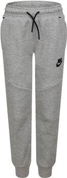 Nike Sportswear Tech Fleece kids broek Jongens Grijs
