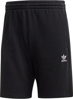 adidas LOUNGEWEAR Trefoil Essentials Short Heren Zwart