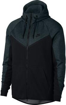 Nike Tech Fleece Windrunner Heren Groen
