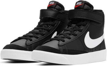 Nike Blazer Mid '77 kids sneakers Jongens Zwart