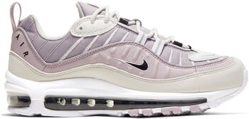 Nike Air Max 98 sneakers Dames Zwart