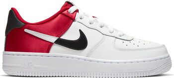 Nike Air Force 1 Lv8 sneakers Jongens Rood