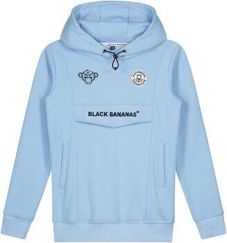 Black Bananas Anorak kids hoodie Jongens Blauw