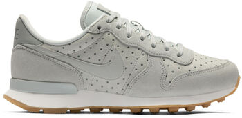 Nike Internationalist Premium sneakers Dames Zwart