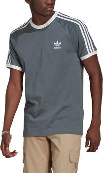 adidas Adicolor Classics 3-Stripes T-shirt Heren Blauw