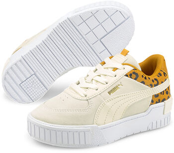 Puma Cali Sport Roar PS kids sneakers Meisjes Wit