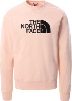 The North Face Drew Peak Crew sweater Heren Ecru