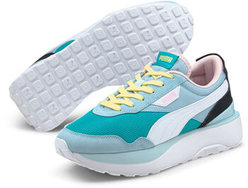 Puma Cruise Rider sneakers Dames Groen