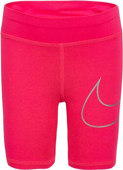 Nike Dri-FIT kids short Meisjes Roze