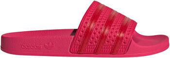 adidas Adilette slippers Dames Rood
