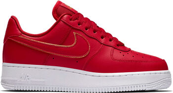 Nike Air Force 1 '07 sneakers Dames Rood