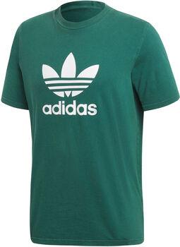 ADIDAS Trefoil t-shirt Heren Groen