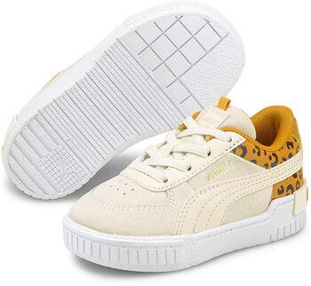Puma Cali Sport Roar AC kids sneakers Meisjes Wit
