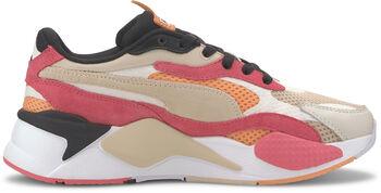 Puma RS-X3 Mesh Pop sneakers Dames Zwart