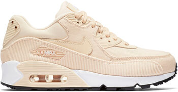 Nike Air Max 90 Lea sneakers Dames Oranje