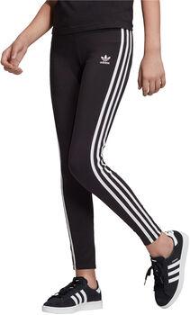 adidas 3-Stripes Legging Meisjes Zwart