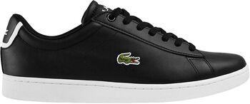 Lacoste Carnaby Evo BL1 sneakers Heren Zwart
