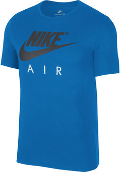 Nike Sportswear Air 3 t-shirt Heren Blauw