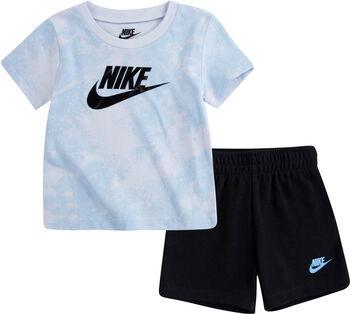 Nike Magic 2 Pieces Short kids set Jongens Zwart