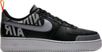 Nike Air Force 1 '07 Lv8 2 sneakers Heren Zwart