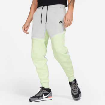 Nike Sportswear Tech Fleece broek Heren Groen