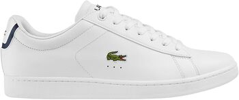 Lacoste Carnaby Evo BL1 sneakers Heren Wit