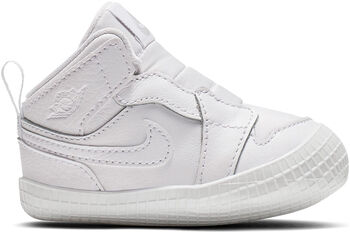 Nike Jordan 1 Crib sneakers Jongens Wit