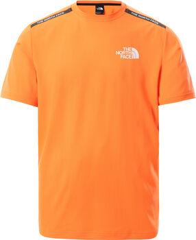 The North Face Mountain Athletics shirt Heren Oranje