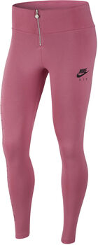 Nike Air Graphic legging Dames Rood